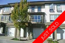 Clayton/Cloverdale Townhouse for sale: Clayton Rise 2 bedroom 1,208 sq.ft. (Listed 2017-09-20)